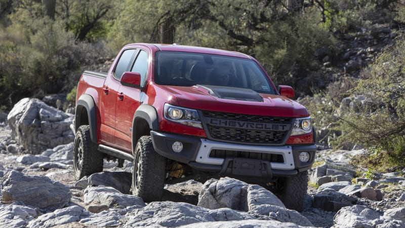 2019 chevrolet colorado owners manual