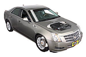 2013 cadillac cts owners manual
