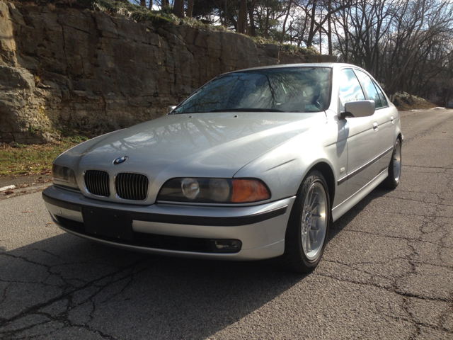1999 bmw 540i owners manual