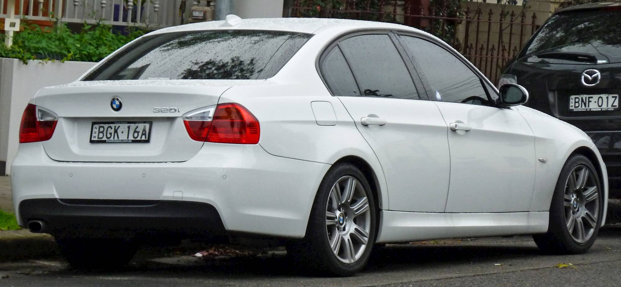bmw 320i owners manual 2008