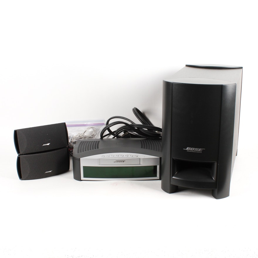 bose ps3 2 1 iii powered speaker system manual