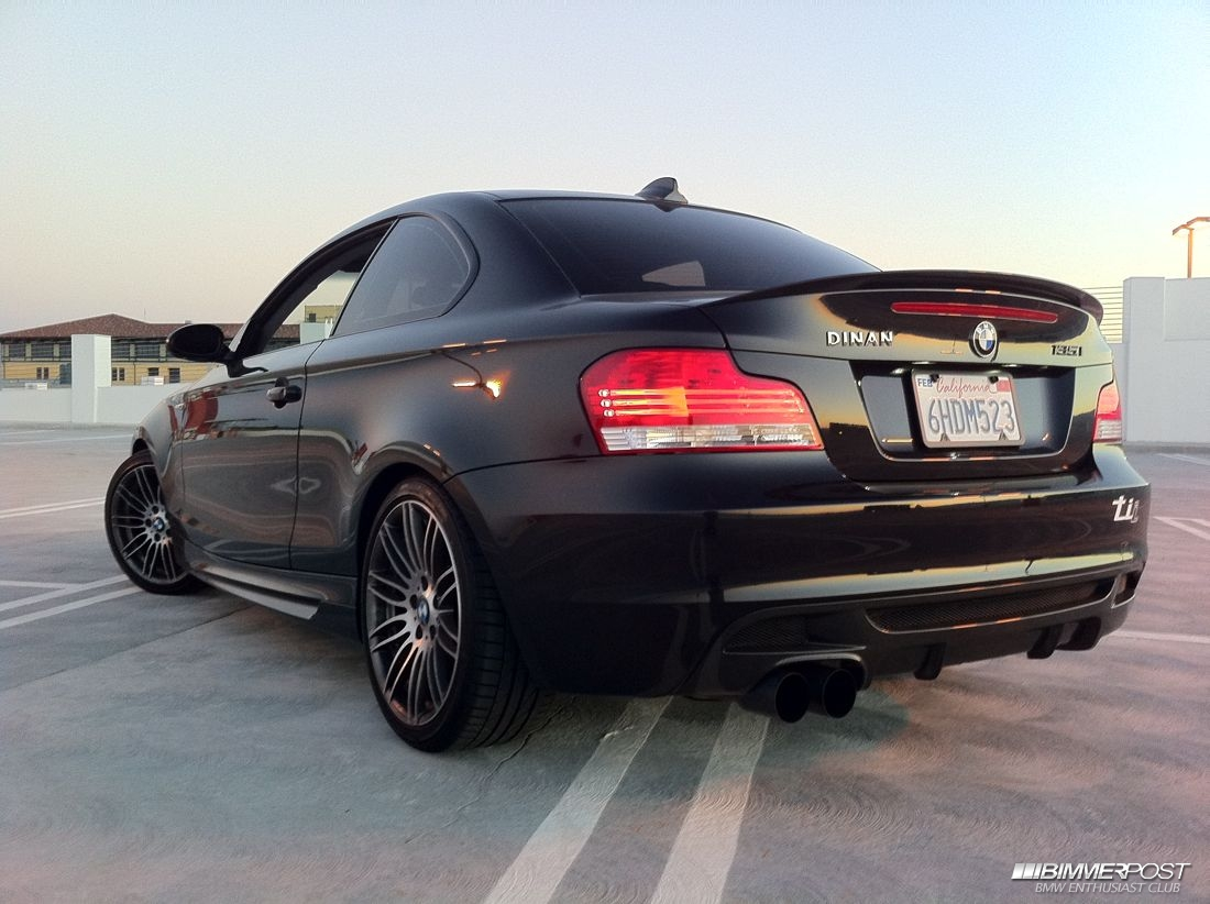 2009 bmw 135i owners manual