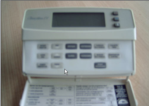 honeywell thermostat chronotherm iv plus user manual