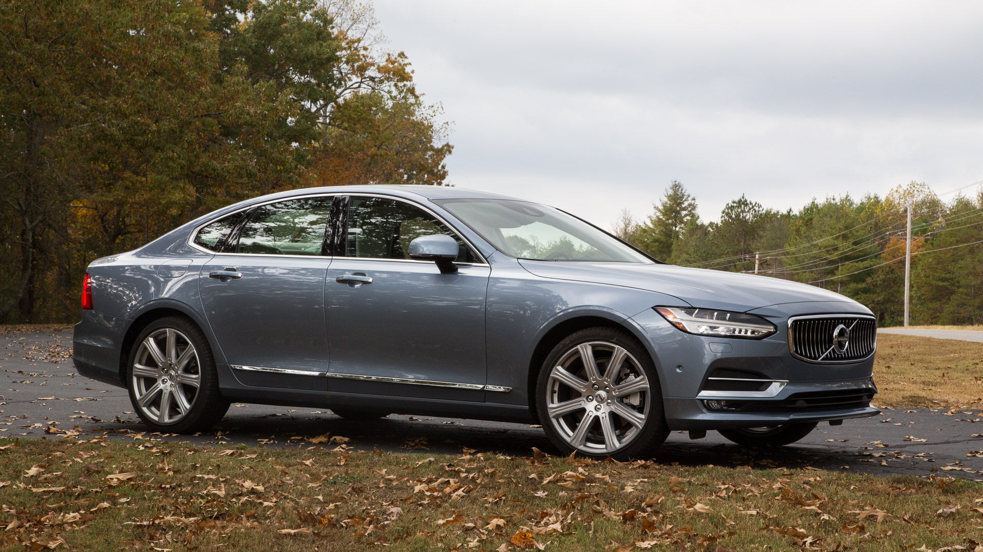 2018 volvo s90 owners manual