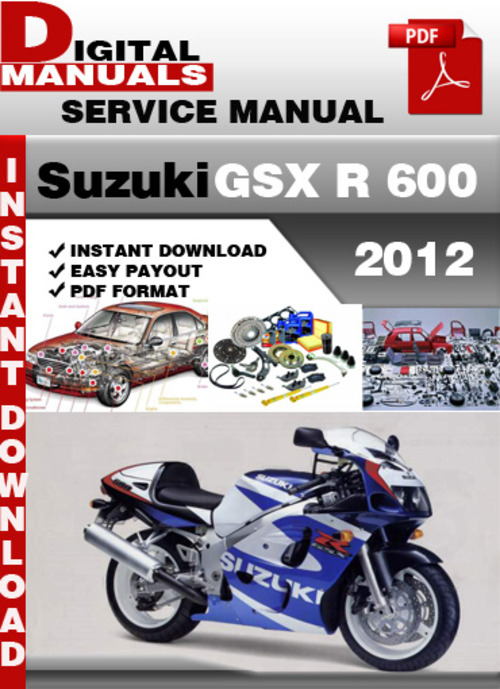 2002 gsxr 600 owners manual