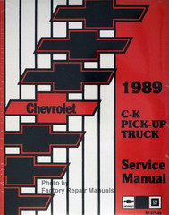 1989 chevy 2500 owners manual
