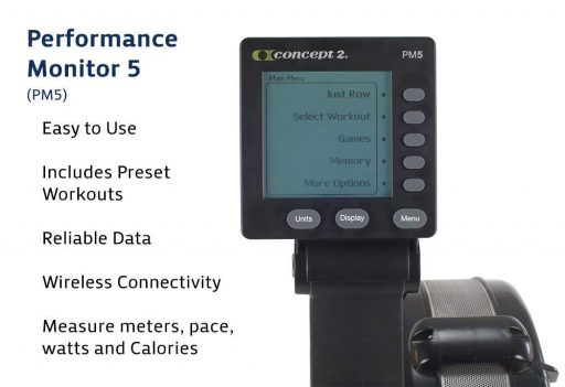concept 2 performance monitor manual