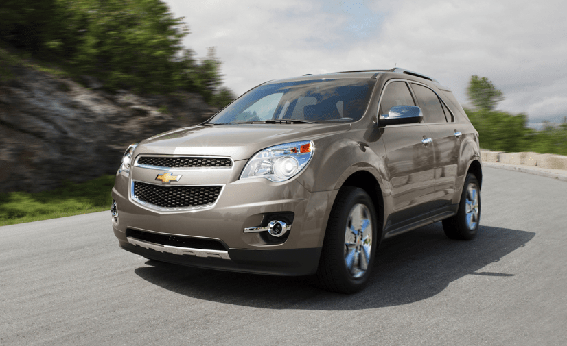 chevy equinox owners manual 2013