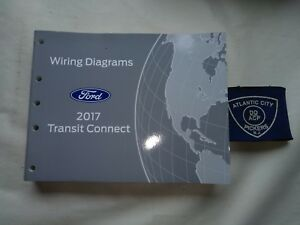 ford transit connect service manual