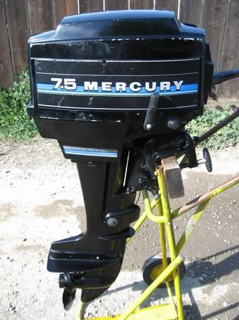 7.5 mercury outboard owners manual