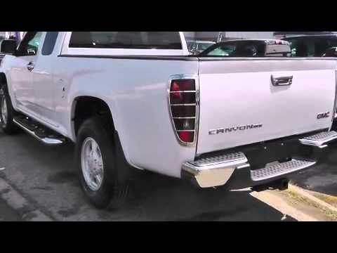 2007 gmc canyon owners manual