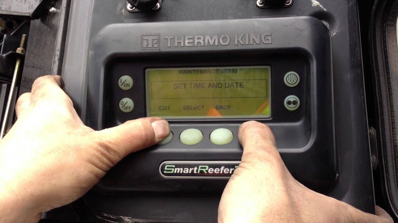 thermo king smart reefer 2 manual
